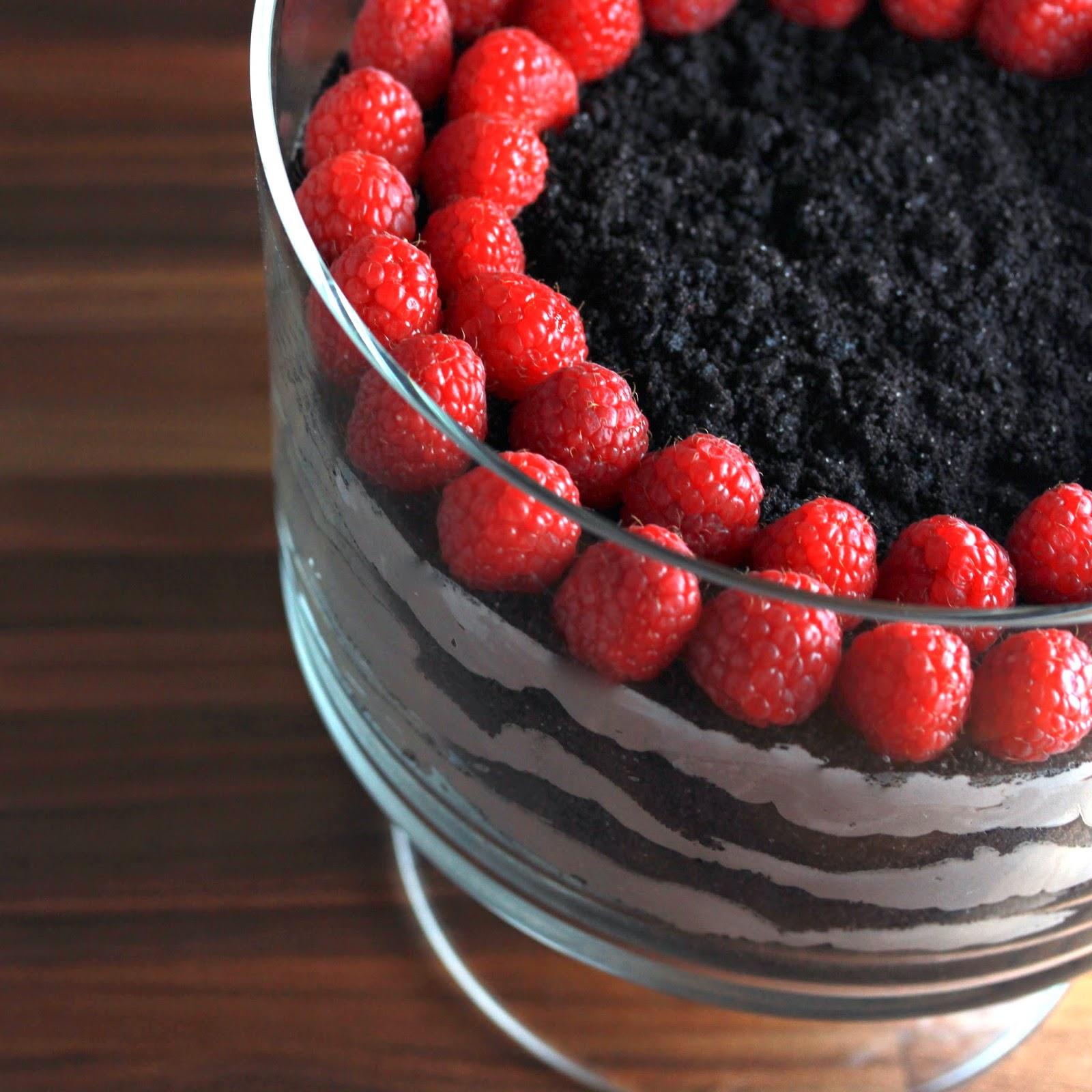 Mocha Dirt Cake
