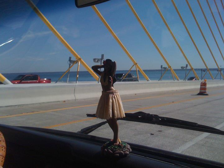 Key west road trip sunshine skyway bridge for Skyway bridge fishing