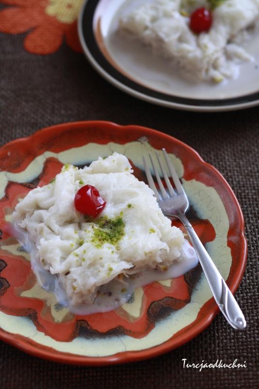 Güllaç deser osmański
