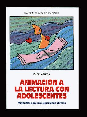 Animación a la lectura con adolescentes.