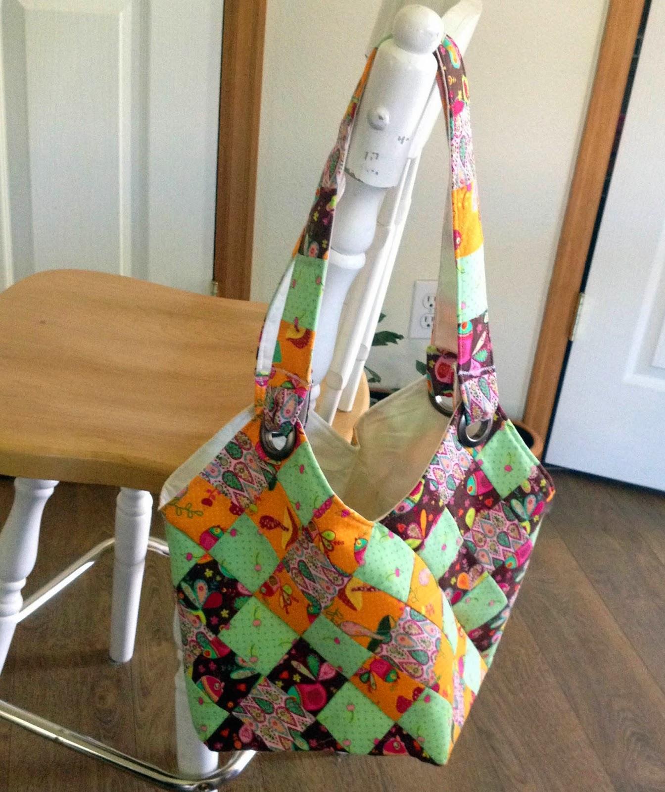 Quiltsmart Midi Bag
