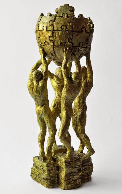 Wikipédia, Wikipédia-szobor, Wikipédia-emlékmű, Krzysztof Wojciechowski, Lengyelország, Slibice