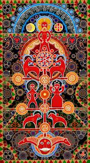Славянские боги пантеон