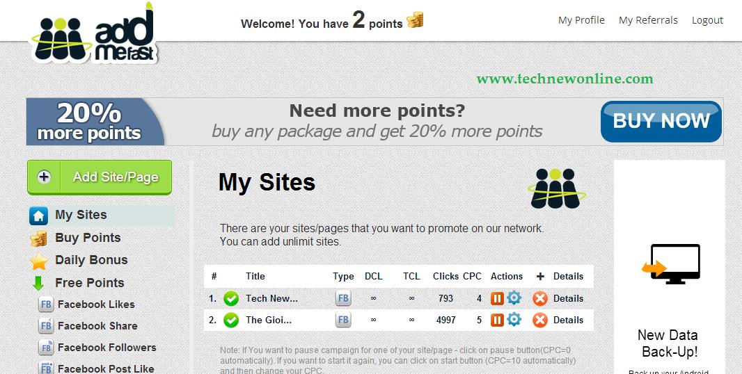 Benefits Of Like Facebook For Seo Website 2