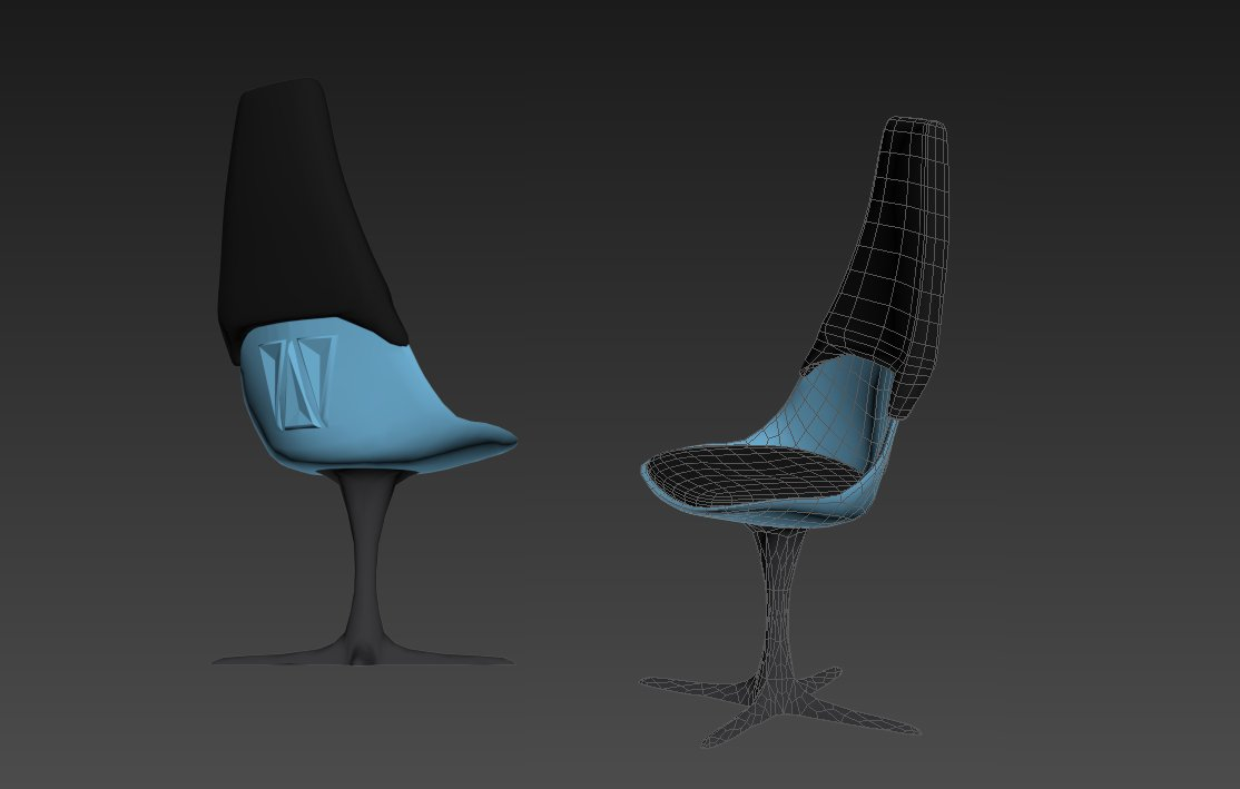Modified Burke Chairs