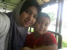 Anak bongsu... Muhammad Nur Firdaus..