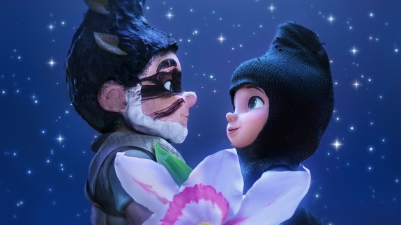 Gnomeo and Juliet Cartoon Wallpaper