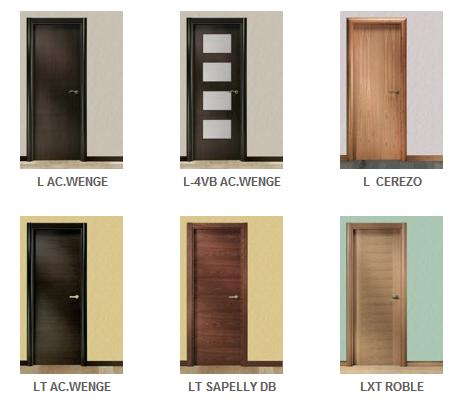 Fotos y dise os de puertas catalogo puertas principales for Disenos puertas de madera exterior