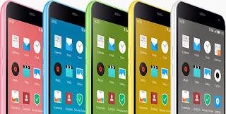 spesifikasi android terbaru meizu m1 note