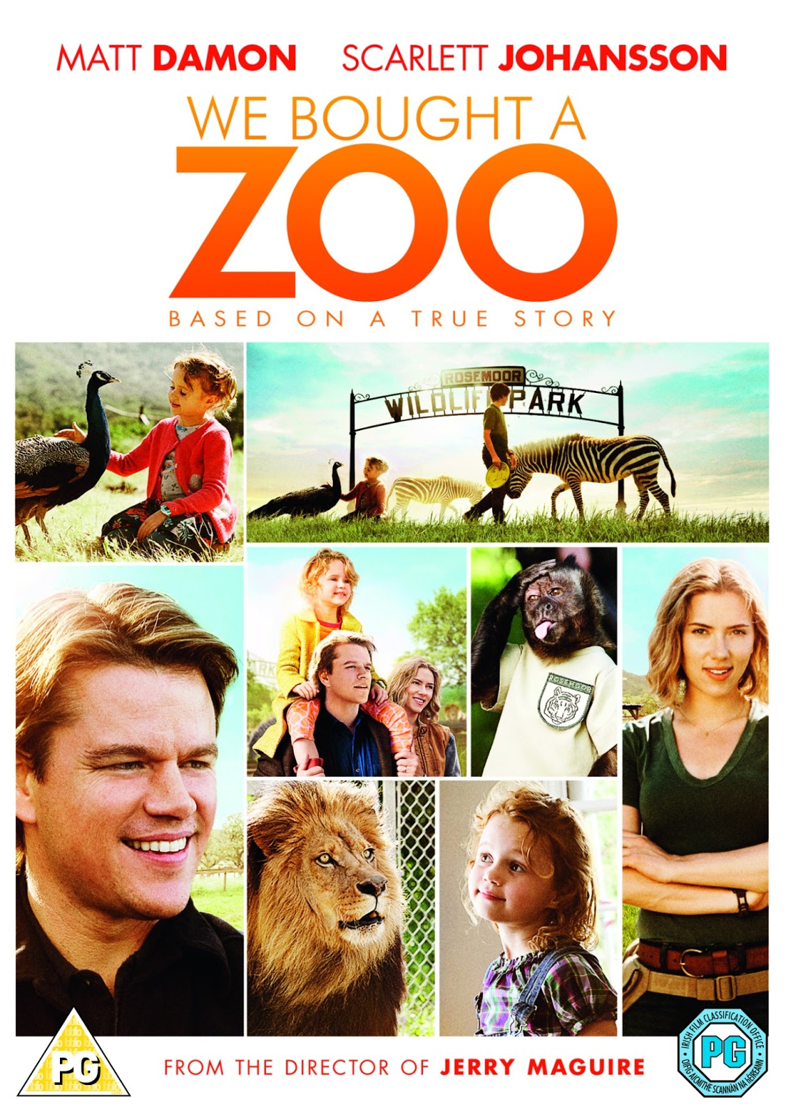 Edge Of The Plank: 'We Bought A Zoo' Film Review