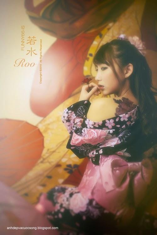 Nữ ca sĩ Nhật Bản xinh đẹp 14