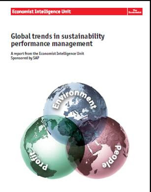 Global Trends in Sustainability performance management