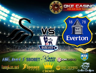 Prediksi Skor Swansea vs Everton 19 September 2015 Premier League
