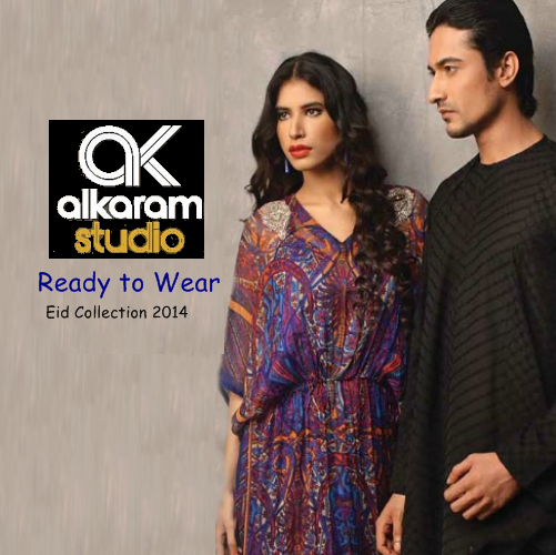 Al Karam Eid RTW Collections 2014