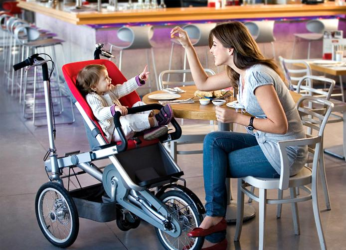 Creative Baby Strollers and Cool Baby Stroller Designs.