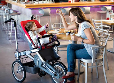 Creative Baby Strollers and Cool Baby Stroller Designs (11) 3