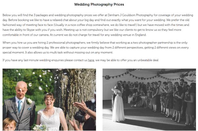 trusted wedding photographers in Nottingham