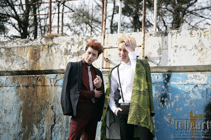 Toheart Woohyun and Key