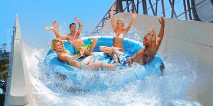 Parque Aquático Wetn Wild Orlando