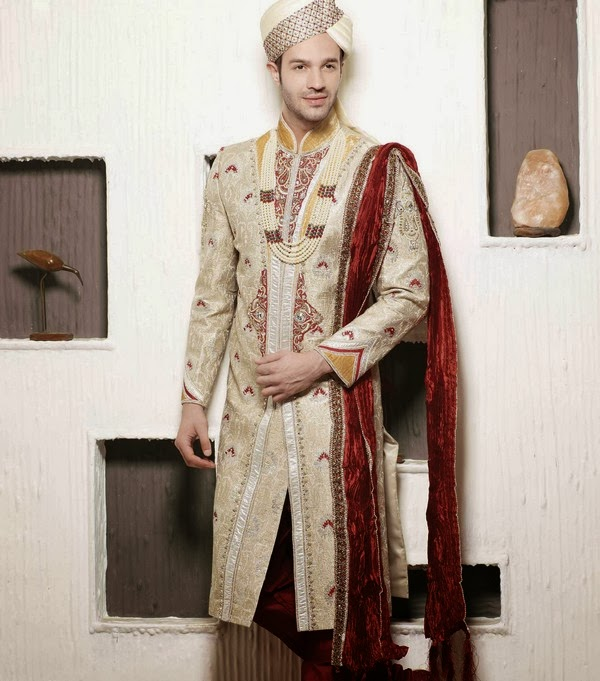 Wedding Gift For Groom In Pakistan : Bridal And Wedding World: Latest Groom Bridal Dresses in Pakistan 2013