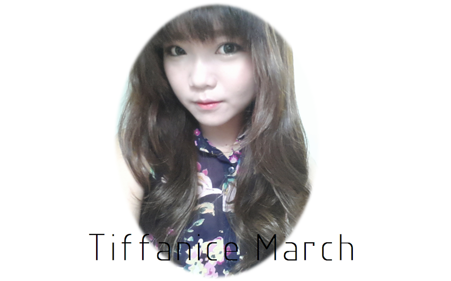 All about my story...It is me...Tiffanice_March!