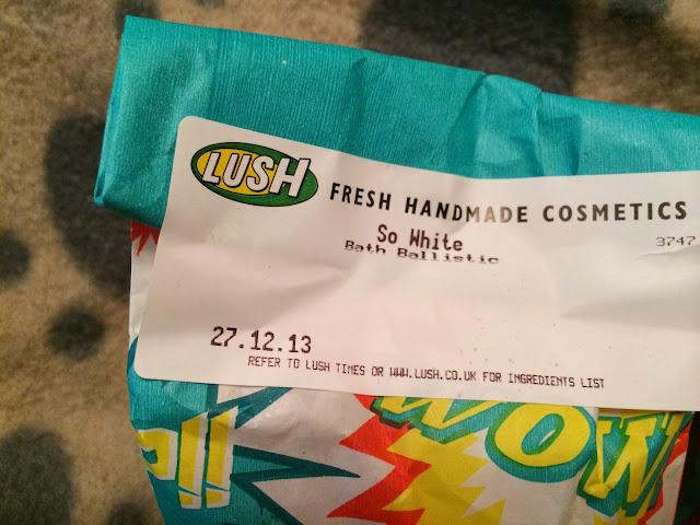 Lush sale