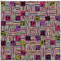 Free pattern! 'Dancing Scribbles'