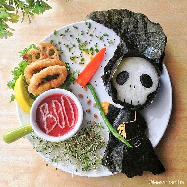 Food Art Ideas That Kids Love