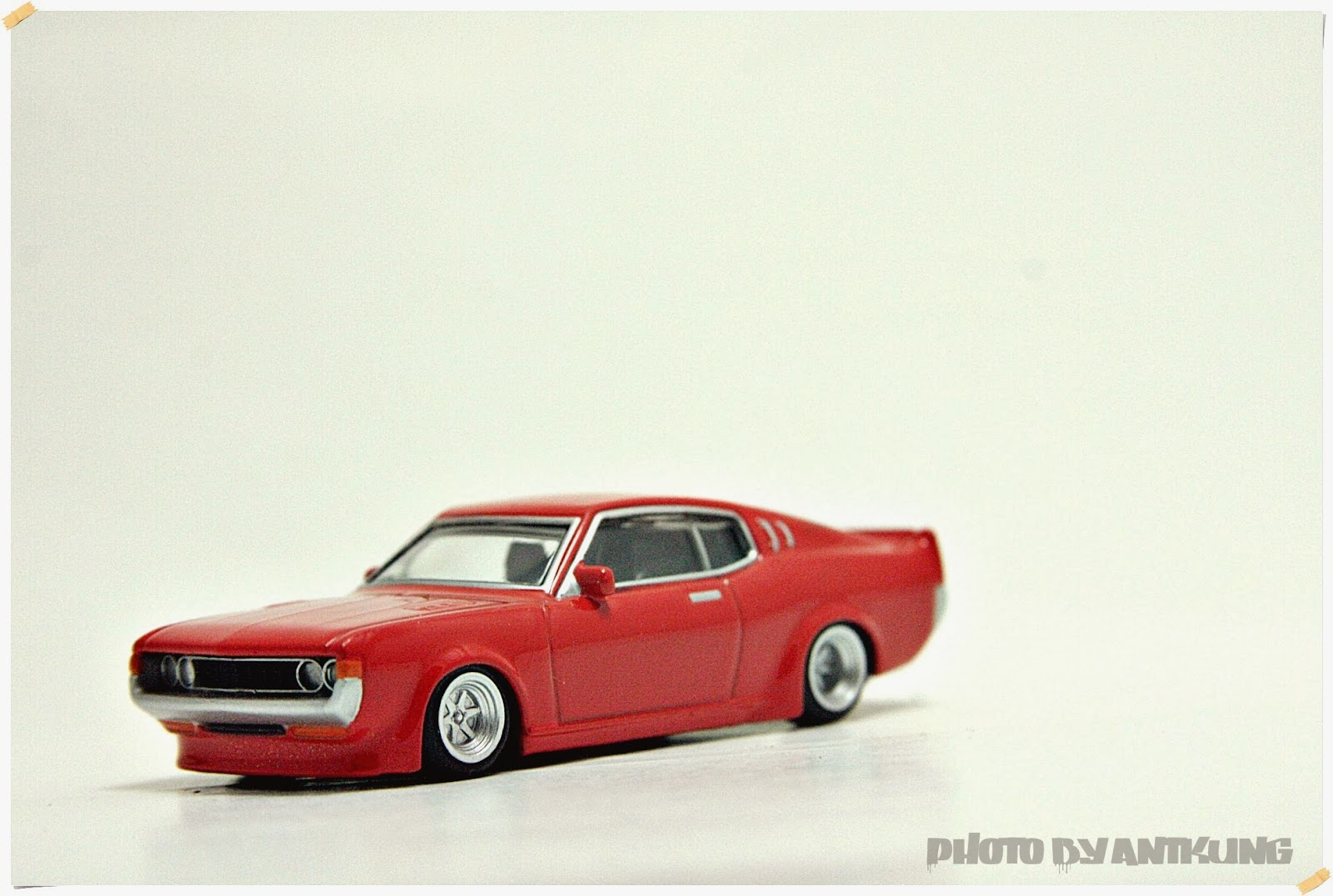 1973 Ra25 Toyota Celica Gt Red Eakky Eak Aoshima 1 64 Grand Champion Part 3