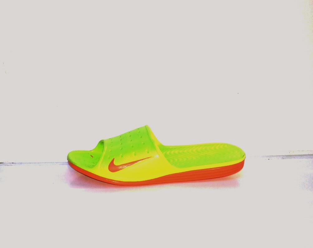 Sandal Nike hijua kuning,ecer Sandal Nike,grosir Sandal Nike