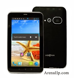 Harga dan Spesifikasi Tablet Advan Vandroid E1A