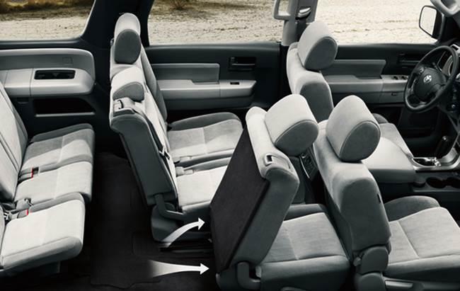 Toyota Sequoia 2017 Hybrid Special Edition Design