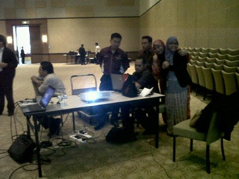 Rehersal Health Conference