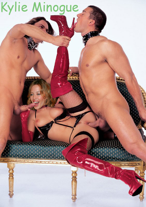 Kylie Minogue Nude Fakes