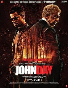 John day (2013) Hindi Movie