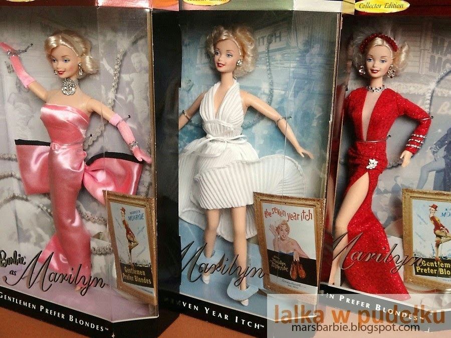 Barbie® as Marilyn™ 1997