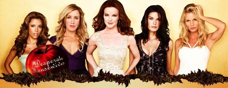 Những Bà Nội Trợ Kiểu Mĩ - Desperate Housewives