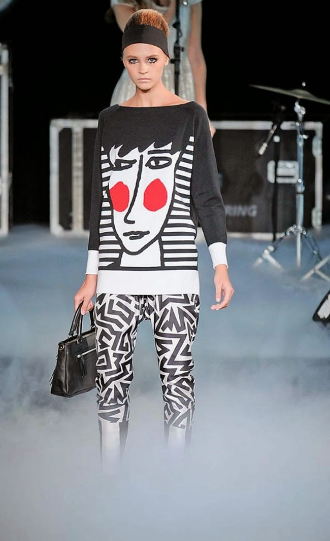 face print fashion