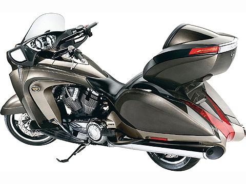 Gambar Motor 2012 VICTORY Vision Tour