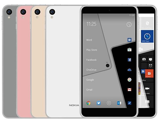 Nokia C1, 2016 Nokia Android Smartphone