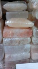 Sabun Garam Bukit/Sapuan Muka