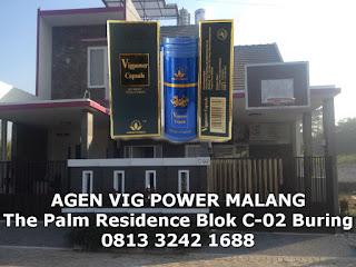 Agen Vig Power Capsule di Malang