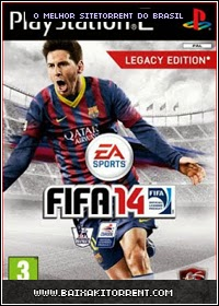 Capa Download FIFA 14 (PS2) Baixaki Download