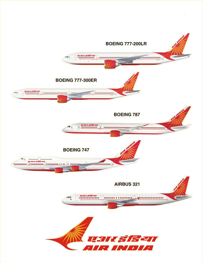 Download this Passion For Aviation Air India picture