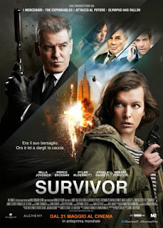 Sobrevivente (Survivor) Poster
