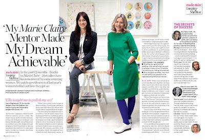 Ella Doran for Marie-Claire Magazine