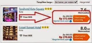 Cara Memesan Hotel Murah di Traveloka.com  2015.3