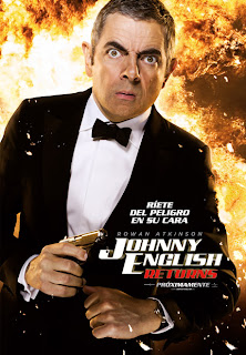 Ver Película Johnny English Returns Online Gratis (2011)
