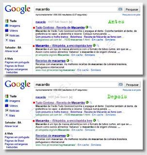 Imagem - links buscador Google