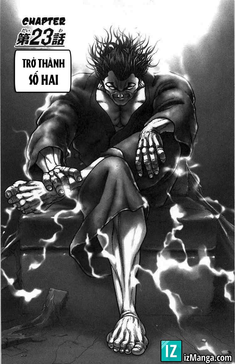 Baki - Son of Ogre chap 23 - Trang 7